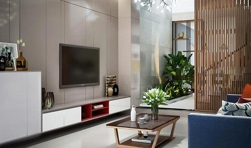 Phong cách thiết kế nội thất hiện đại, trẻ trung và đẳng cấp
