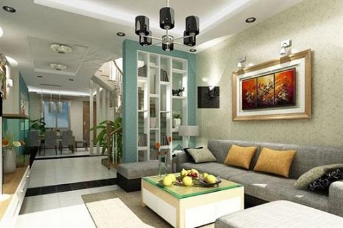 Thiết kế nội thất cho nhà phố mang đến sự hiện đại, trẻ trung