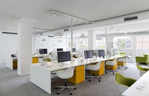 Sắp xếp không gian làm việc để mang lại sự thăng tiến