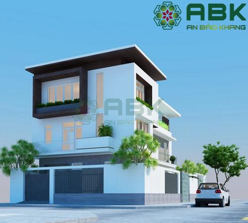 Chiêm ngưỡng mẫu thiết kế biệt thự 3 tầng đẹp M19
