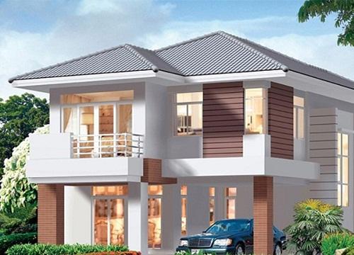Mẫu thiết kế nội thất cho biệt thự mang phong cách hiện đại, thời thượng