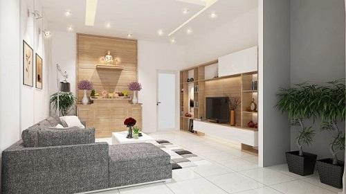 Thiết kế nội thất cho biệt thự mini tiện nghi và sang trọng nhất