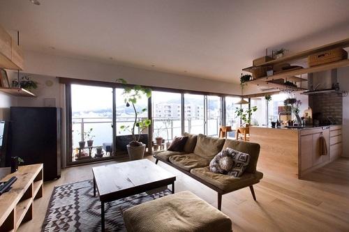 Cùng chiêm ngưỡng một thiết kế căn hộ đậm chất Nhật