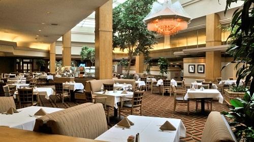 Những kiểu phòng ăn ấn tượng trong thiết kế nội thất khách sạn cho bạn mãn nhãn nhất