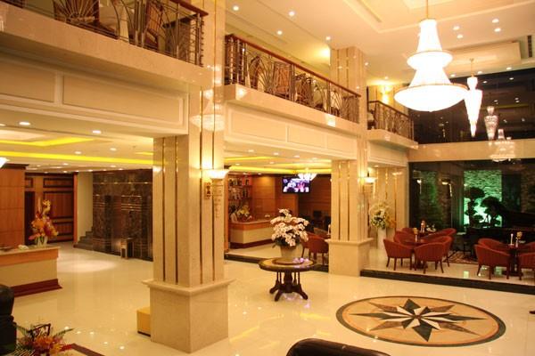 Những điều cần chú ý khi thiết kế khách sạn 3 sao