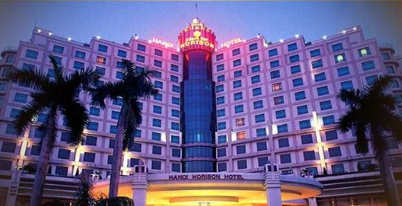 Những mẫu thiết kế khách sạn ấn tượng tại Việt Nam