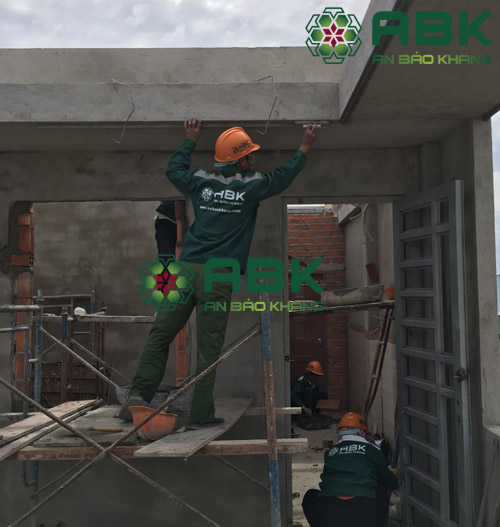 xây dựng nhà phố 3 tầng