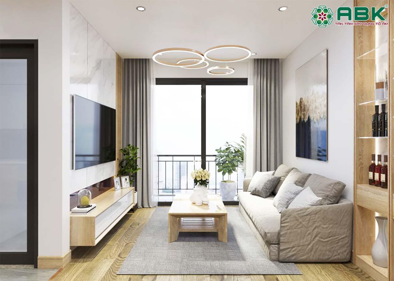 5 sai lầm khi thiết kế nội thất chung cư 2 phòng ngủ